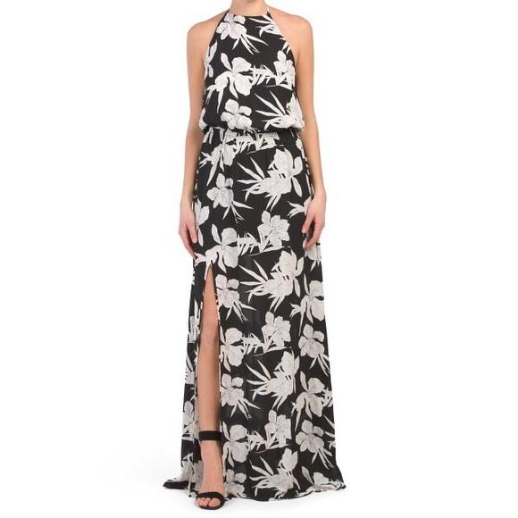 Show Me Your MuMu Dresses & Skirts - SHOW ME YOUR MUMU Heather Halter Dress